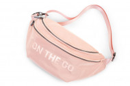 BANANA BAG ON THE GO HIP BAG, pink