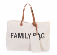 FAMILY BAG, OFF WHITE