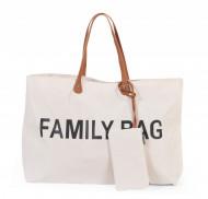 FAMILY BAG, OFF WHITE