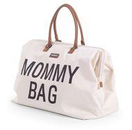 MOMMY BAG, OFF WHITE BLACK