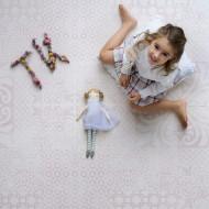 Toddlekind® Podloga za igru Persian Blossom