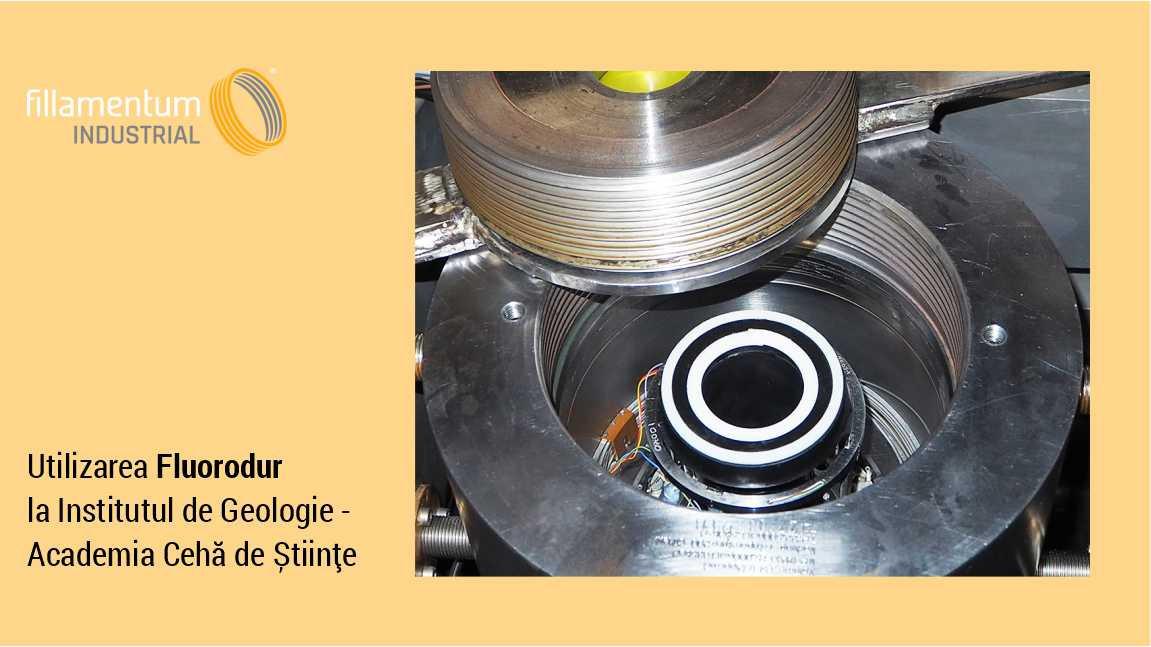 Utilizarea Fluorodur la Institutul de Geologie - Academia Cehă de Științe