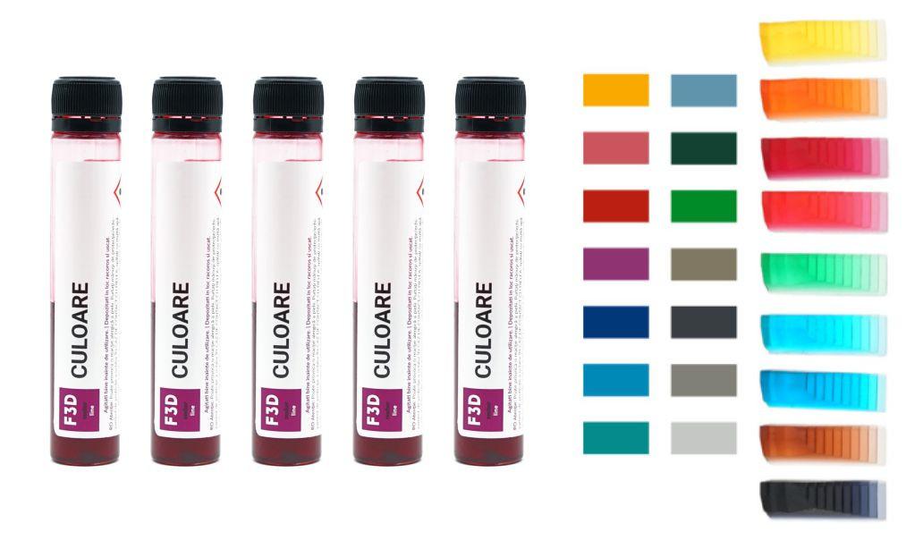 Pigmenti rasina fotopolimerica