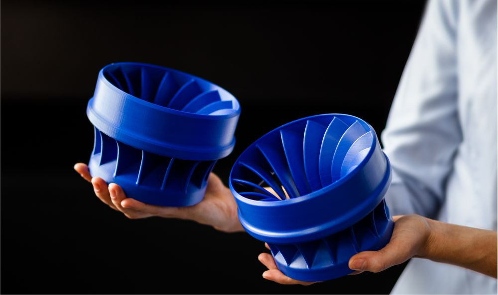 FDM (termo-plastic) - imprimante PROFESIONALE