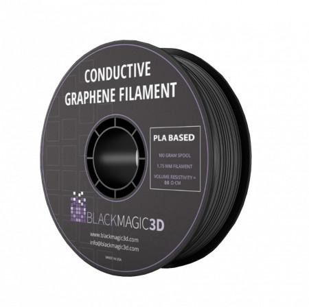 Filament Conductive Graphene PLA Black 100g