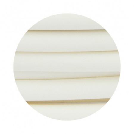 Filament PLA SEMI-MATTE White (alb mat) 750g