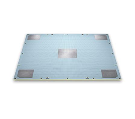Platforma perforata V2 pentru imprimanta Zortrax M200