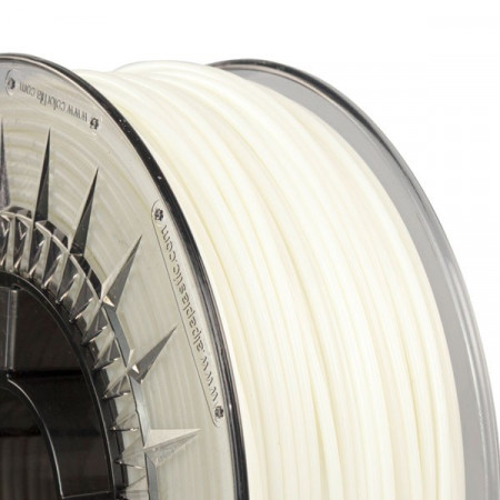 Poze Filament 2.85 mm PLA ColorFila Arctic White 750g