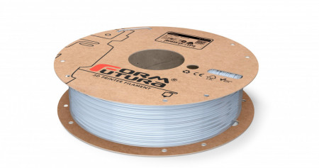 Filament HDglass™ - Fluor Clear Stained (alb translucid) 750g