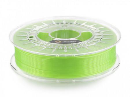 Filament PLA Crystal Clear Kiwi Green (verde transparent) 750g