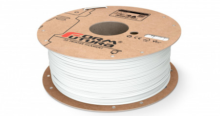 Filament Premium ABS - Frosty White™ (alb) 1kg