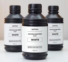 Rasina Zortrax Resin BASIC (diferite culori) 500ml