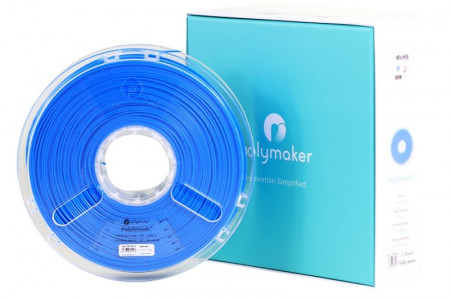 Filament PolySmooth Electric Blue (albastru electric) 750g