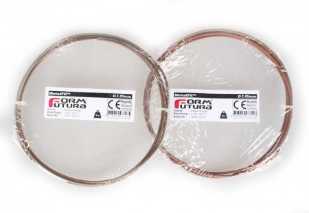 Mostra filament 1.75 mm MetalFil Classic Copper 50g
