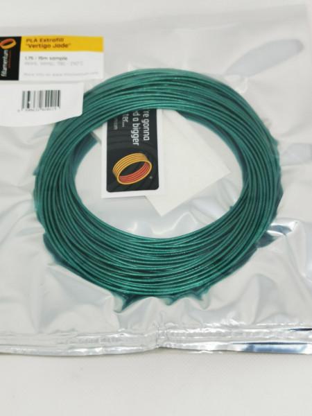 Mostra filament 1.75 mm PLA ExtraFill Vertigo Jade 15m