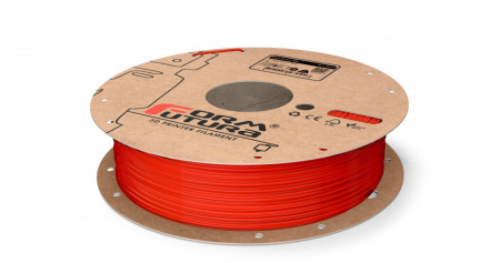 Filament ClearScent™ ABS - Transparent Red (rosu transparent) 750g
