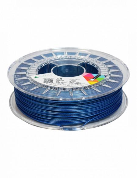 Filament SmartFil PLA Glitter Blue (albastru) 750g