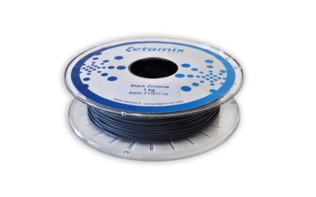 Filament Zetamix Black Zirconia (zirconiu negru) 500g