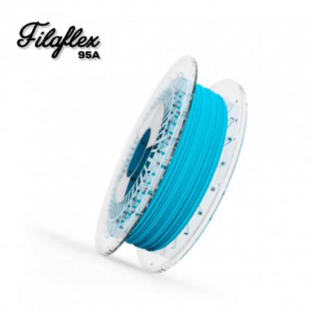 Filament FilaFlex Medium 95A Blue (albastru)