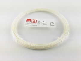 Mostra filament 1.75 mm ABS Alb 50g