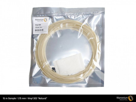 Mostra filament 1.75 mm Vinyl 303 Natural 15m