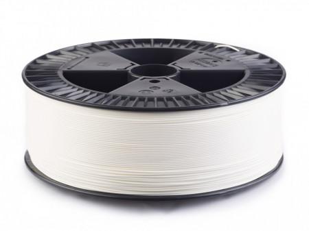 Filament PLA Traffic White (alb) 2.5 kg