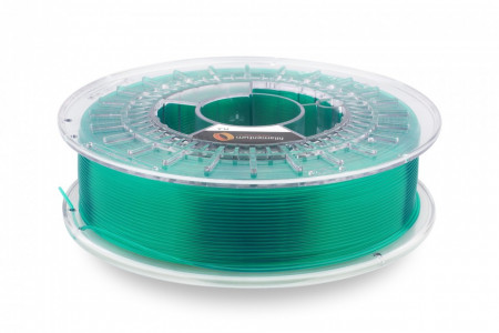 Filament PLA Crystal Clear Smaragd Green (verde transparent) 750g