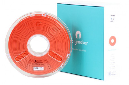 Filament PolySmooth Coral Red (rosu coral) 750g