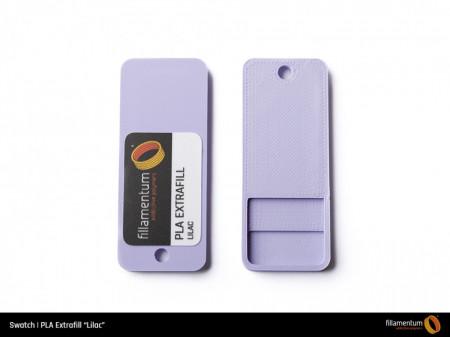 Mostra printata de PLA ExtraFill Lilac