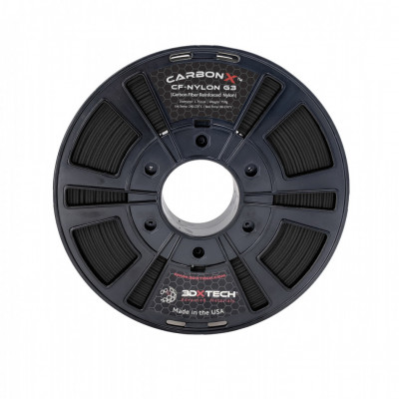 Filament CarbonX™PA12+CF Black (negru) 500g