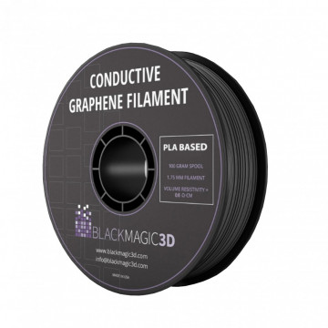 Filament Conductive Graphene PLA Black 100g