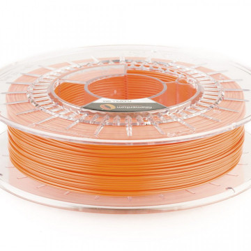 Filament Flexifill TPU 98A Carrot Orange (portocaliu) 500g