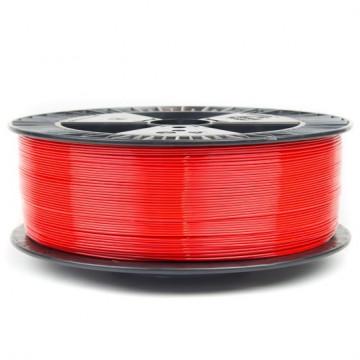 Filament PETG Economy Red (rosu) 2.200 kg