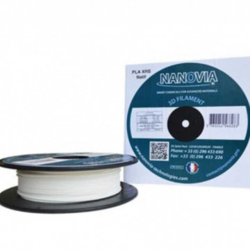Filament PLA XRS Natif (natural) 500g