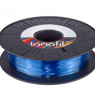 Filament rPET Natural Blue (albastru natural) 500g