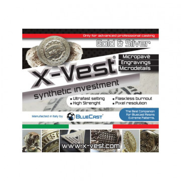 X-Vest _ Synthetic investment pentru direct casting