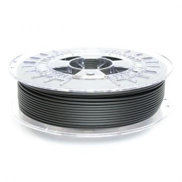 Filament PLA SEMI-MATTE Black (negru mat) 750g
