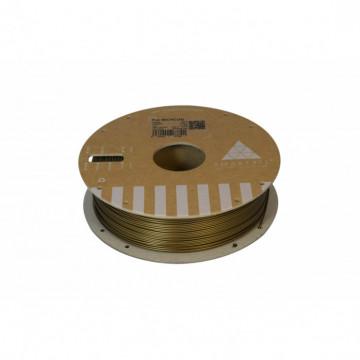 Filament 1.75 mm PLA RECYCLED Gold (auriu) 750g