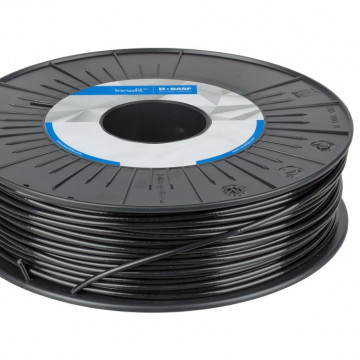 Filament ABS Fusion+ Black (negru) 750g