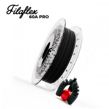Filament FilaFlex 60A PRO Black (negru)