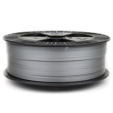 Filament PLA Economy Silver (argintiu) 2.200 kg