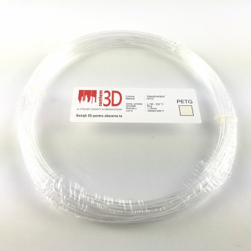 Mostra filament 1.75 mm PETG Transparent 50g