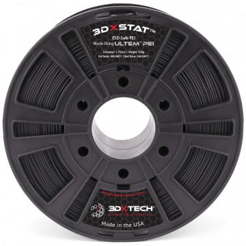 Filament 1.75 mm 3DXSTAT ESD PEI (negru) 500g
