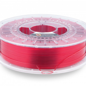 Filament CPE HG100 Red Hood Transparent (rosu transparent) 750g