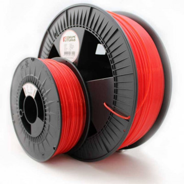 Filament Premium PLA - Flaming Red™ (rosu) 2.300 kg