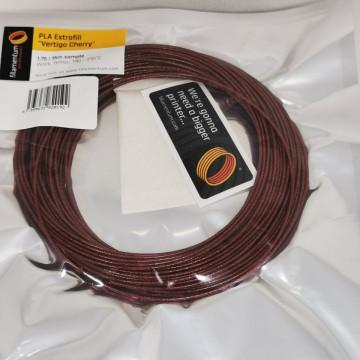 Mostra filament 2.85 mm PLA ExtraFill Vertigo Cherry 15m