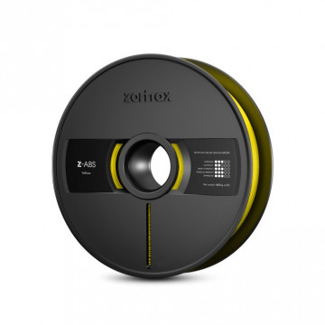 Filament 1.75 mm Z-ABS Yellow 800g [Zortrax]