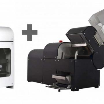 Pachet complet de reciclare - reutilizare filament COMPOSER 3DEVO