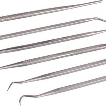 Set de 6 unelte pentru modelare