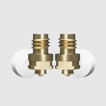 Set de duze (nozzle) de 0.3 mm si de 0.6 mm pentru imprimantele Zortrax M200 Plus si Zortrax M300 Plus